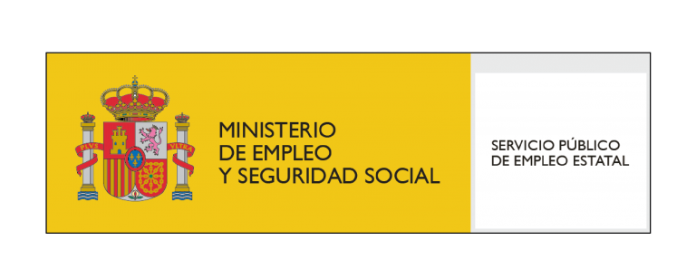 Logo Ministerio de Empleo
